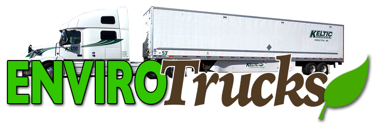 Keltic Transportation Enviro Truck Long Haul environmentally friendly