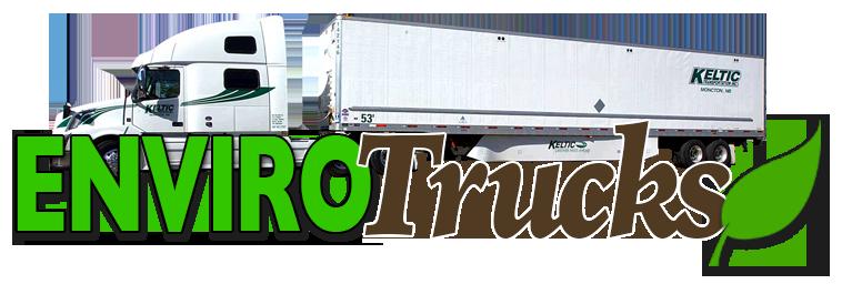 Keltic Transportation Enviro Truck Long Haul environmentally friendly